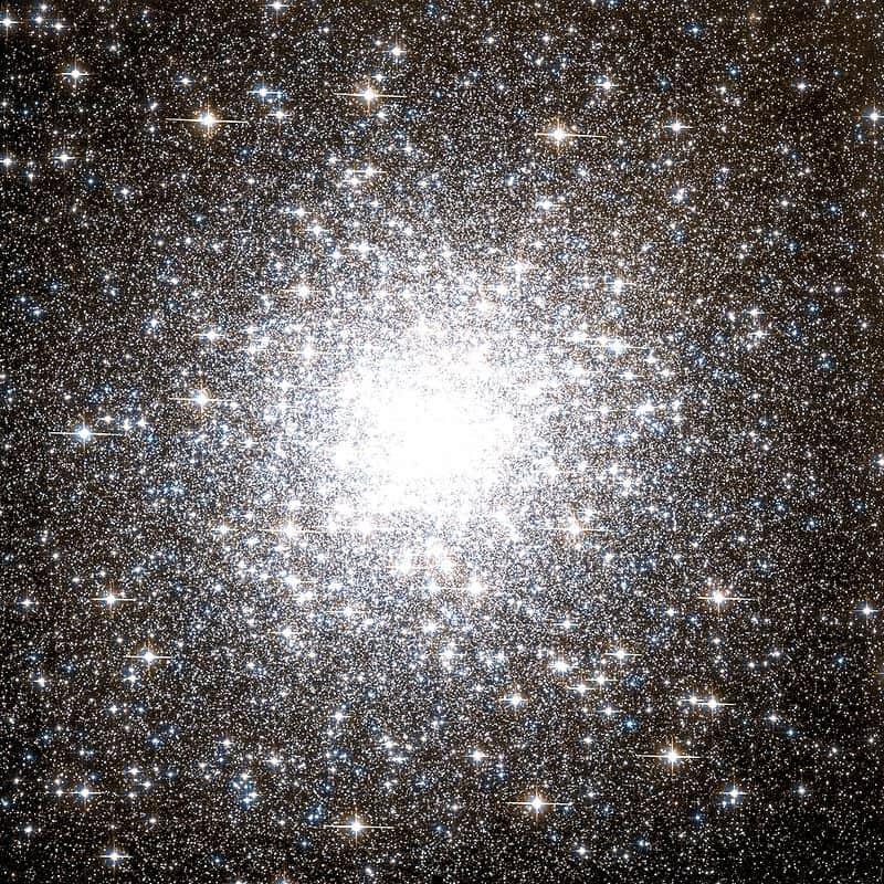M2 Globular Cluster