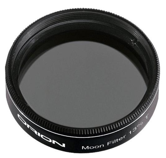 Orion 13% transmission moon filter