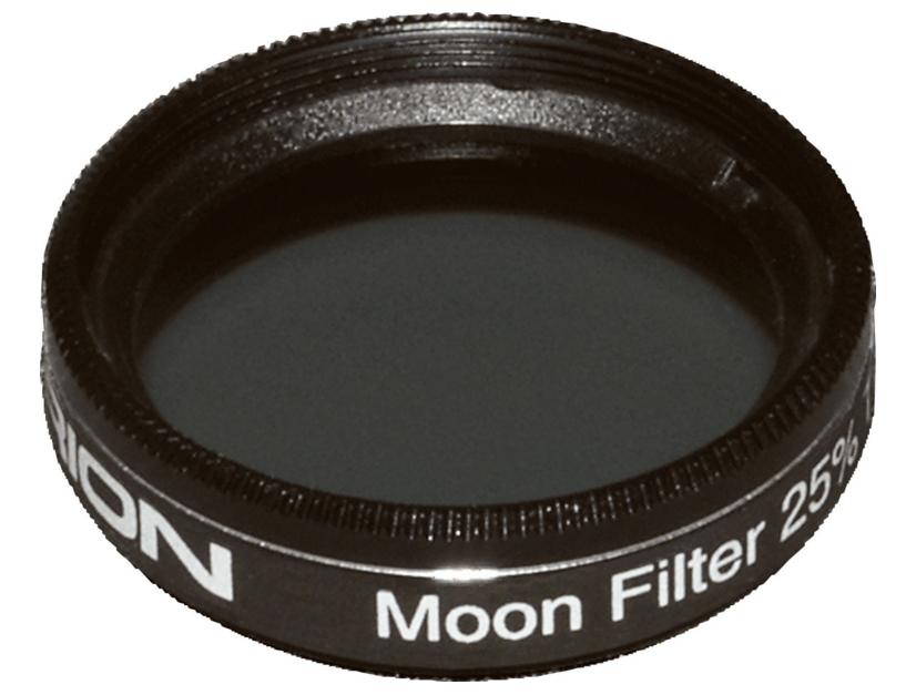 25% Transmission moon filter