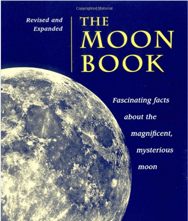 The Moon Book by Kim Long