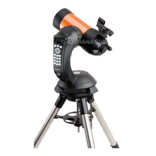 Celestron NexStar 4SE telescope for seeing planets