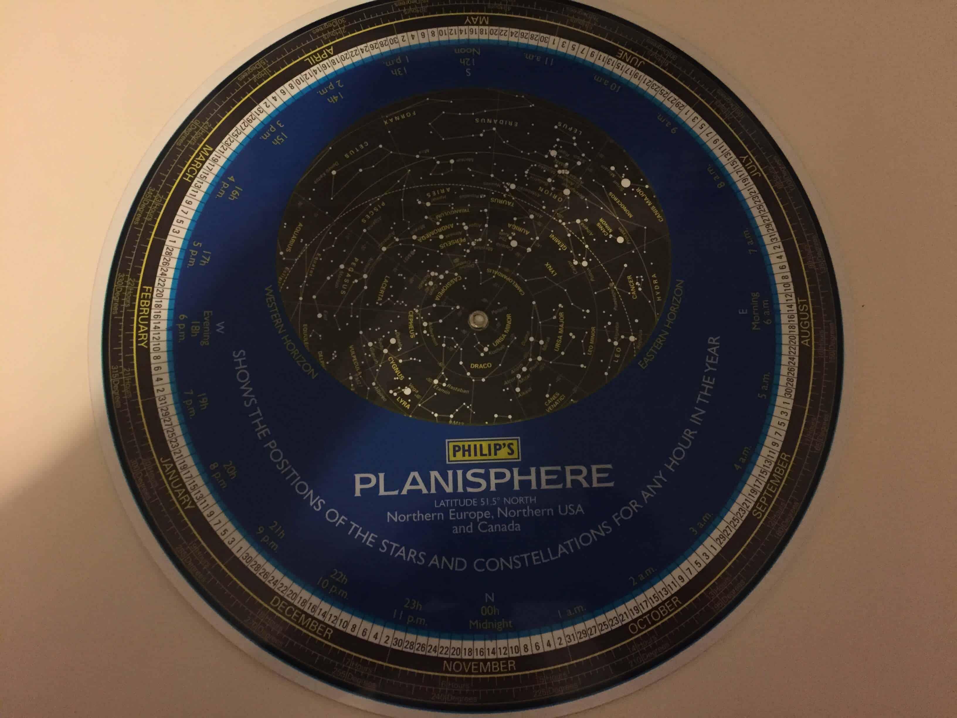 Philip's planisphere
