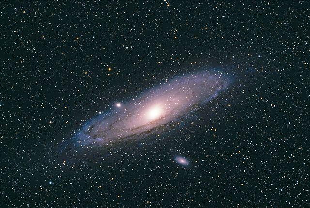 see andromeda galaxy - photo #8