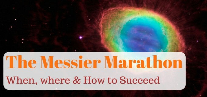 How to complete a Messier Marathon