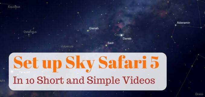 How to set up Sky Safari 5 featured image