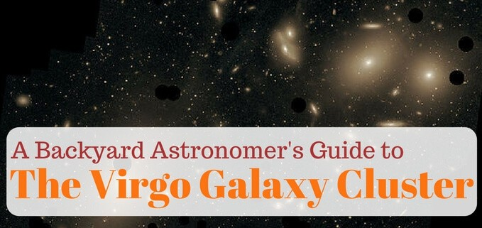 Virgo cluster of galaxies featured image